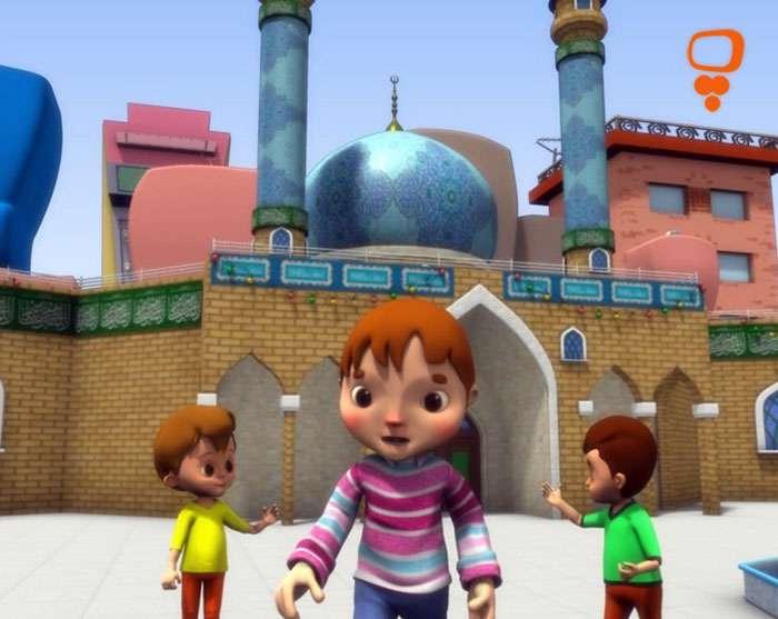ترانه کودکانه مسجد