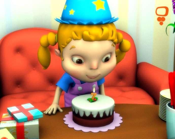 ترانه جشن تولد