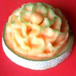 میوه آرایی / طالبی
