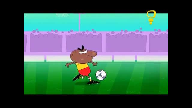 انیمیشن سریالی ایرانی فوتبال مدرن / قسمت 6