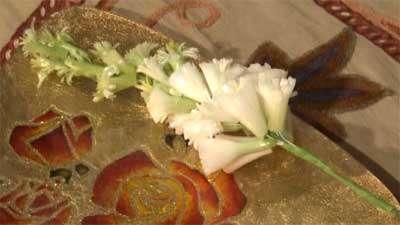 پیازچه به شکل گل