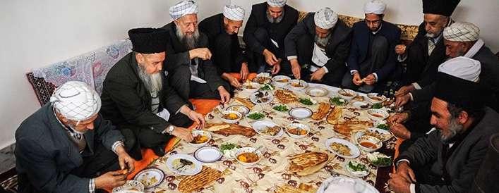 «آق قویون»؛ جشن شصت و سه ساله های ترکمن
