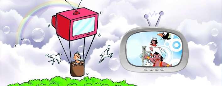 کودک تلويزيوني و تلويزيون کودکانه
