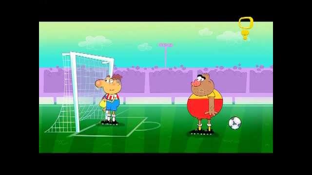 انیمیشن سریالی ایرانی فوتبال مدرن / قسمت7