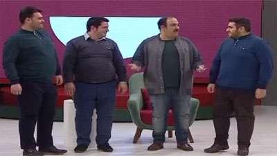 استندآپ کمدی / آدم های چاق