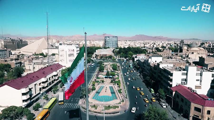 سلفی با تهران / جزیره بهارستان