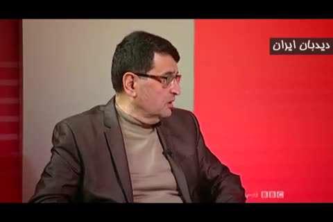 اعتراض مجید تفرشی به عملکرد بیبیسیفارسی علیه مرحوم هاشمی.