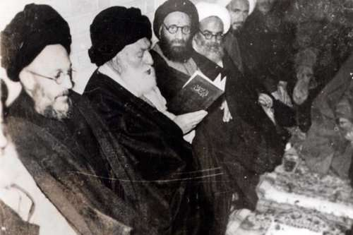 ماجرای هجرت آقای خوانساری به تهران