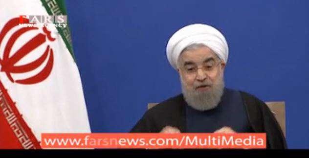 روحانی: خرید هواپیما برای راننده تاکسی و مغازهدار هم خاصیت دارد