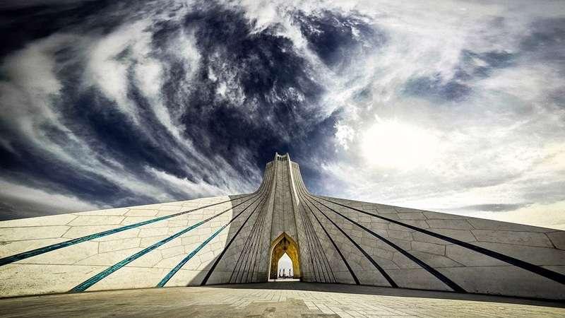 ایران از دریچه دوربین یک جهانگرد