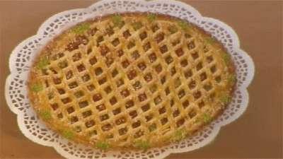 پیروک سیب و هویج