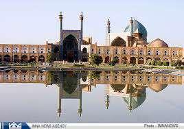 محل تازه کشف شده زیر میدان امام اصفهان