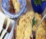 آشنایی با روش تهیه خوراک عدس با رویه سیب زمینی