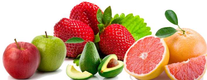 5 میوه ی ضدکلسترول