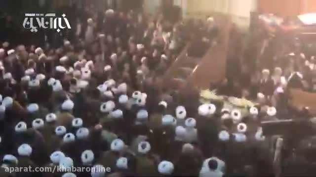 نقل قول ناطق نوری از سردار سلیمانی درباره هاشمی