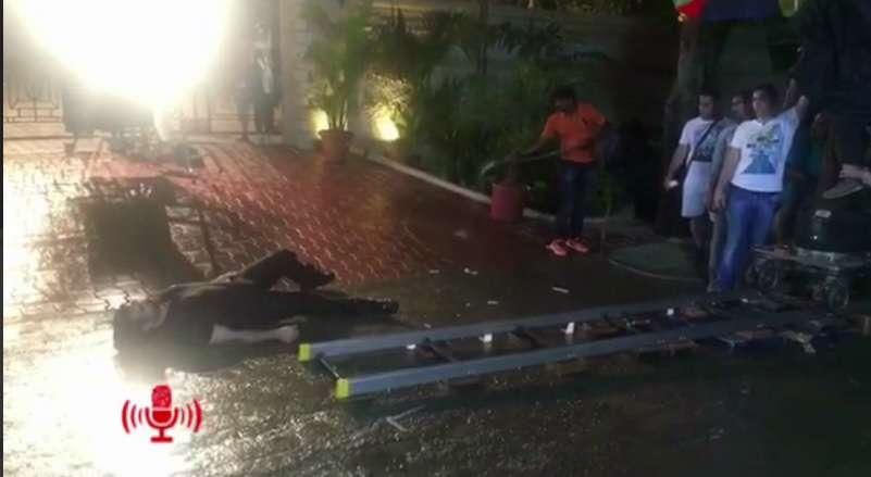 در پشت صحنه فیلم ها «باران» چطور ایجاد می شود؟