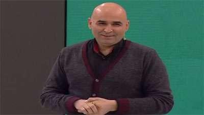 علی مسعودی / ترس از آسانسور و هواپیما