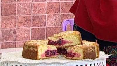 کیک لبو با پنیر