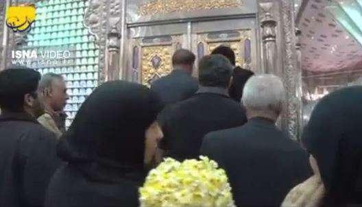 حال و هوای نخستین شب خاکسپاری