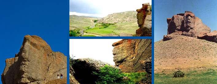 ابوالهول ایران و نگهبان دریای مازندران