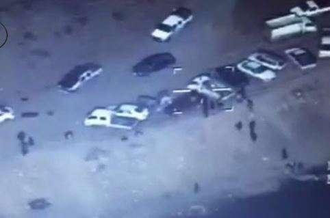غافلگیر کردن داعش در موصل با عملیات هوایی