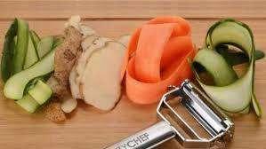 5 روش عالی برای پوست کندن مواد غذایی