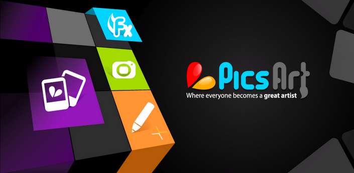 دانلود نرم افزار قوی ویرایشگر عکس PicsArt Photo Studio 9.30.2 برای اندروید