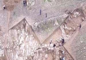 کشف آثار باستانی مربوط به 2 هزار سال پیش در لرستان