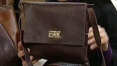 کیف تک الگوی بدون دوخت