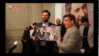 مراسم جشن تولد خصوصی «محمدعلیزاده» با حضور چهره های معروف