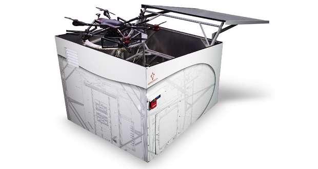 پهپاد ایرمادا نسل بعدی هواپیماهای بدون سرنشین را به تصویر میکشد