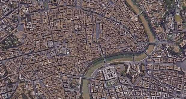 سفر به دور دنیا با ترکیب بیش از 3 هزار اسکرین شات از گوگل مپس !