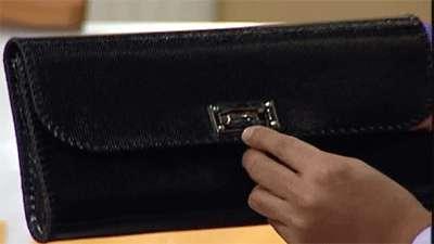 کیف دستی زنانه - چرم دوزی