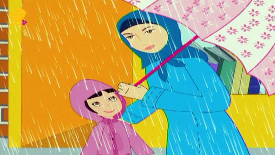 ترانه باران