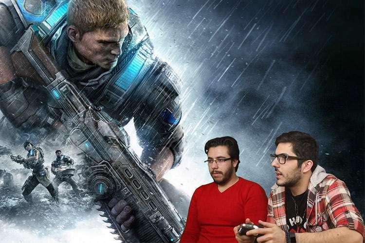 نیم نگاهی به بازی Gears of War 4