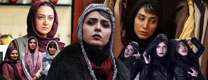 داستان پوشش زنان در سینما