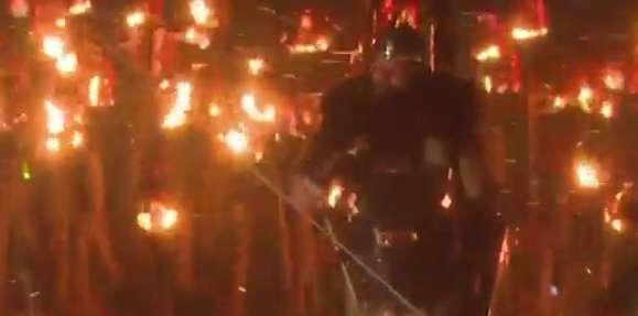 وایکینگها در اسکاتلند آتش به راه انداختند