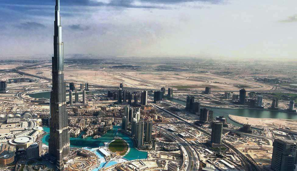 توسعه 30 ساله دوبی در 30 ثانیه