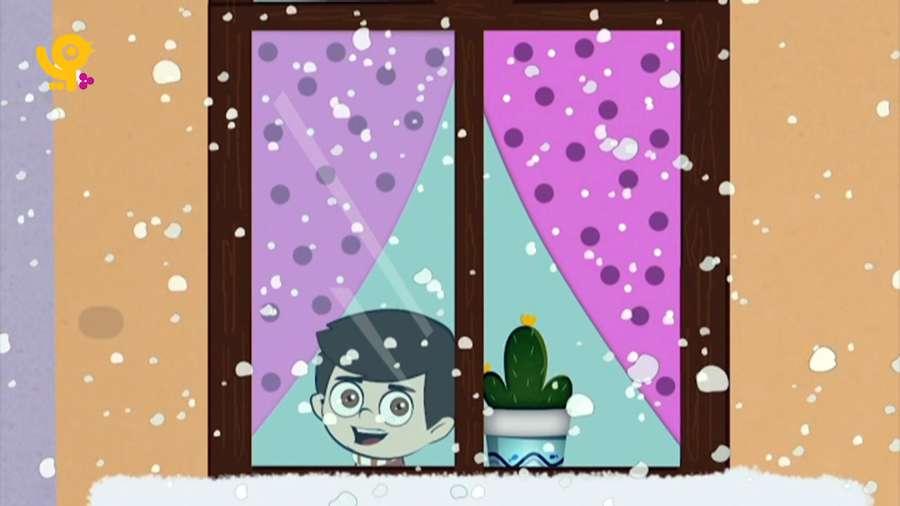 ترانه خدای برف و باران