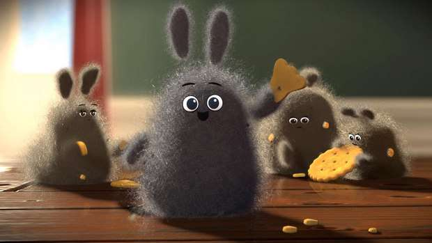 رفقای خاکی (Dust Buddies)