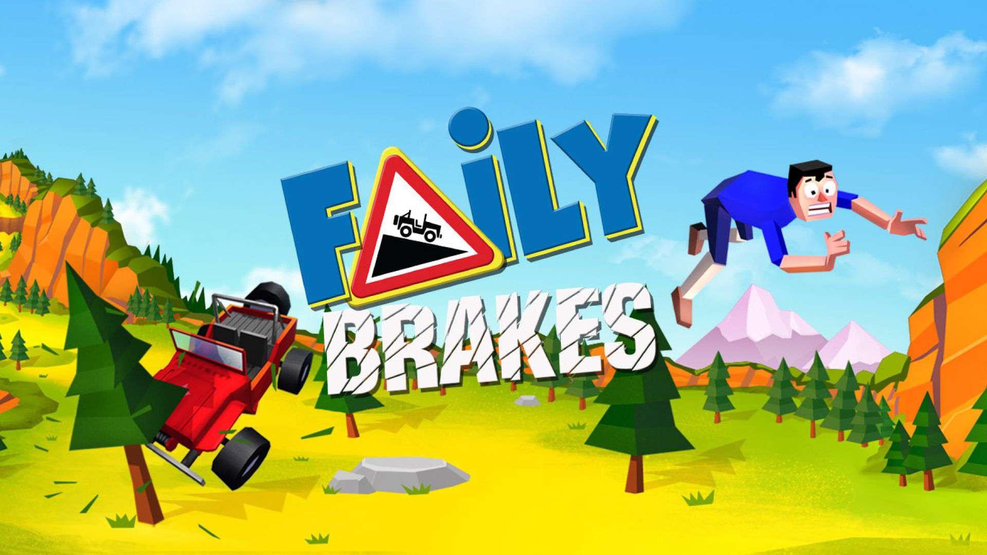 دانلود بازی محبوب ترمز بریده Faily Brakes 8.0 برای اندروید