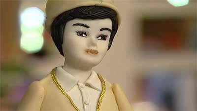 عروسک محلی (1)