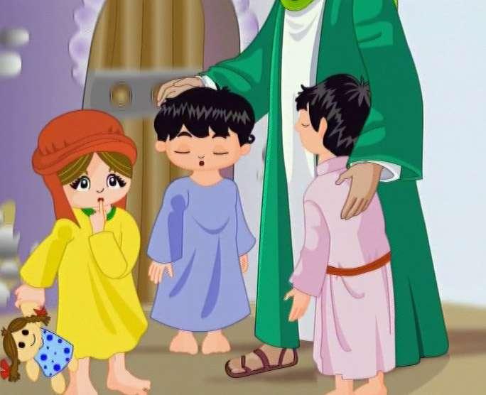 ترانه سلام حضرت علی (ع)