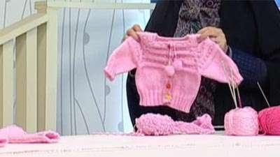 بلوز و شلوار نوزادی