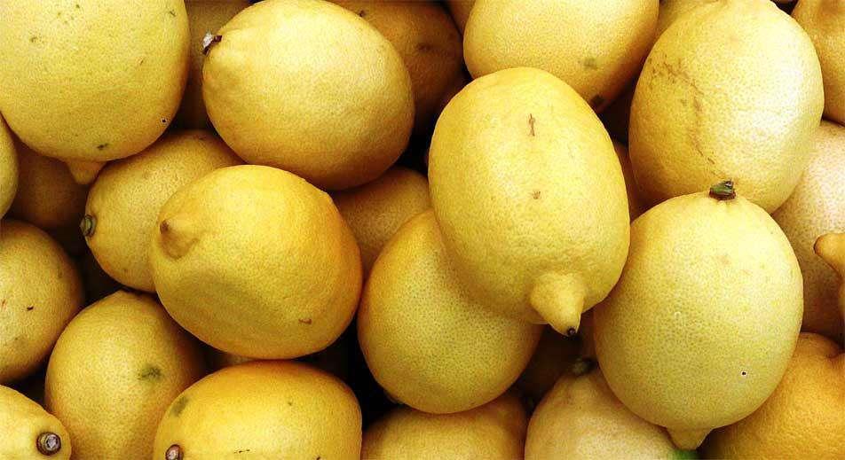 با لیمو آتش درست کنید!
