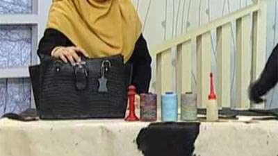 کیف سگک دار زنانه _ خانم بروشک (2)