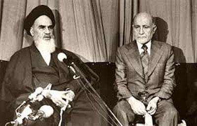 ورود امام به ایران و تعیین دولت موقت و سقوط رژیم پهلوی