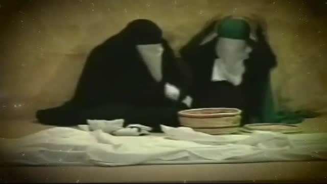 نماهنگ مادر / ملا باسم کربلایی به زبان فارسی