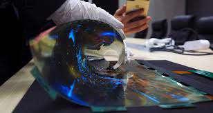 نمایشگرهای آینده OLED ال جی، با کاربرد تجاری عرضه میشوند