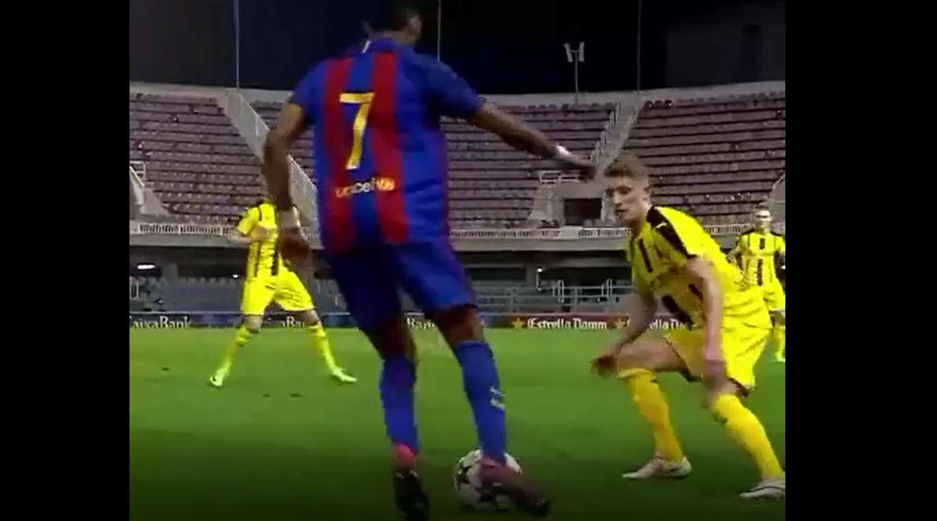 مسی جدید در بارسلونا